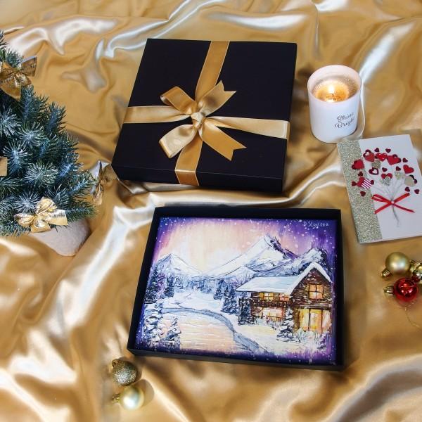 Подарък за Коледа - Малка зимна приказка