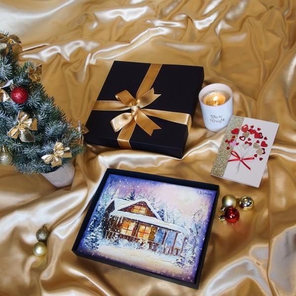 Подарък за Коледа - Зимна хармония