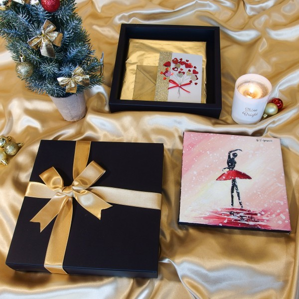 Подарък за Коледа - Балерина