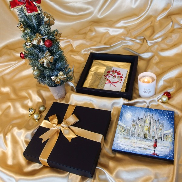 Подарък за Коледа - Зимно изкушение
