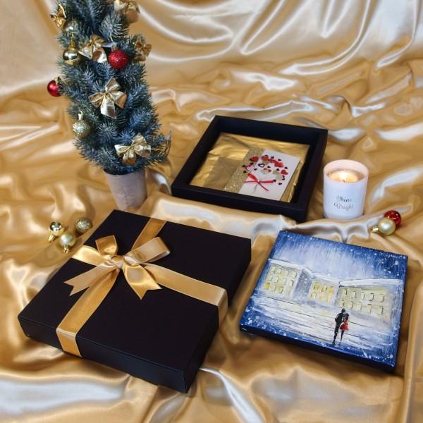Подарък за Коледа - Зимно изкушение 4