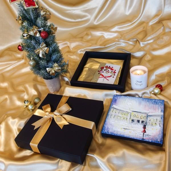 Подарък за Коледа - Зимно изкушение 3